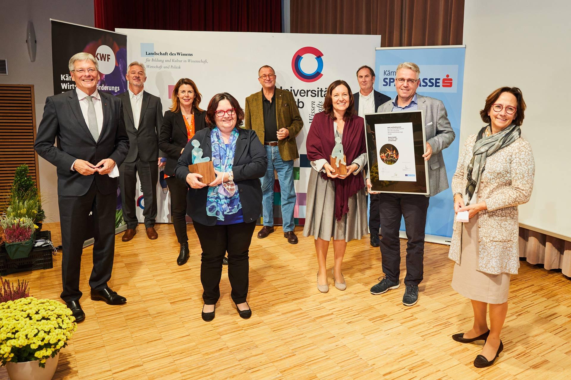KWF.nachhaltig Preisträger 2020