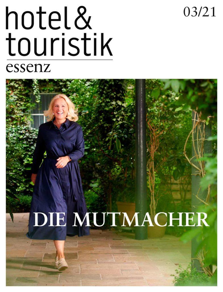 hotel&touristik essenz 03/21 Cover